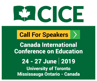 Call For Speakers - CICE 2020